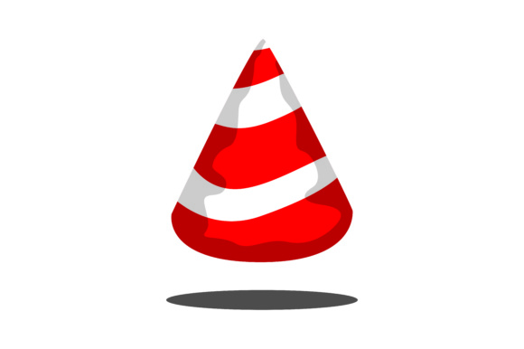 Cone Hat Vector Graphic By Arief Sapta Adjie Creative Fabrica