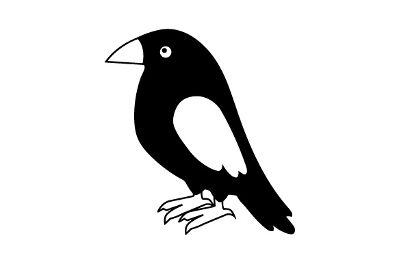 Download Free Crow Svg Cut File By Creative Fabrica Crafts Creative Fabrica SVG Cut Files