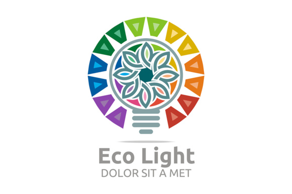 Download Free Eco Light Bulb Graphic By Acongraphic Creative Fabrica for Cricut Explore, Silhouette and other cutting machines.