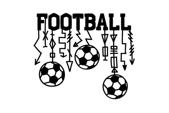 Download Free European Football Svg Cut File By Creative Fabrica Crafts for Cricut Explore, Silhouette and other cutting machines.