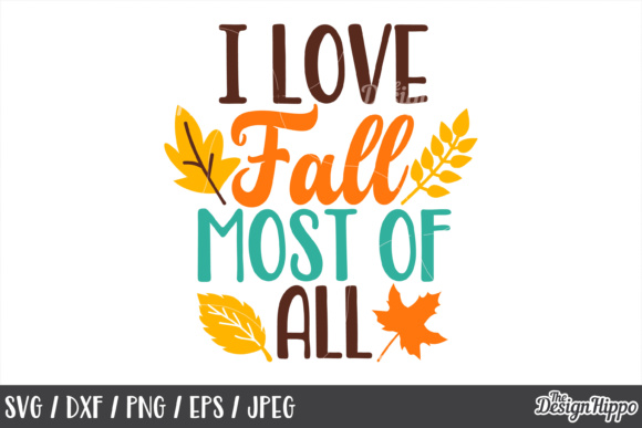 Fall Sayings SVG Bundle Graphic By thedesignhippo Image 11