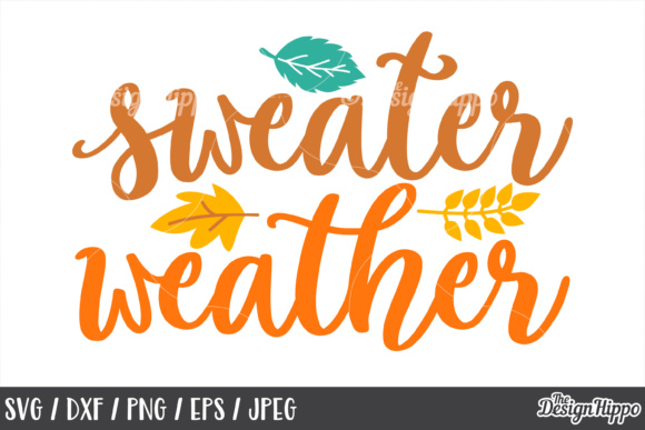Fall Sayings SVG Bundle Graphic By thedesignhippo Image 7