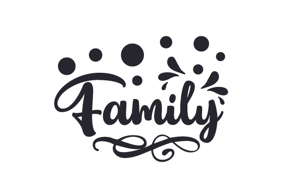 Family Family Craft Cut File By Creative Fabrica Crafts