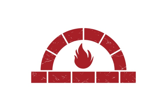 Download Free Firewood Oven Logo Graphic By Yahyaanasatokillah Creative Fabrica for Cricut Explore, Silhouette and other cutting machines.