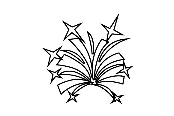 Download Free Fireworks Svg Cut File By Creative Fabrica Crafts Creative Fabrica for Cricut Explore, Silhouette and other cutting machines.