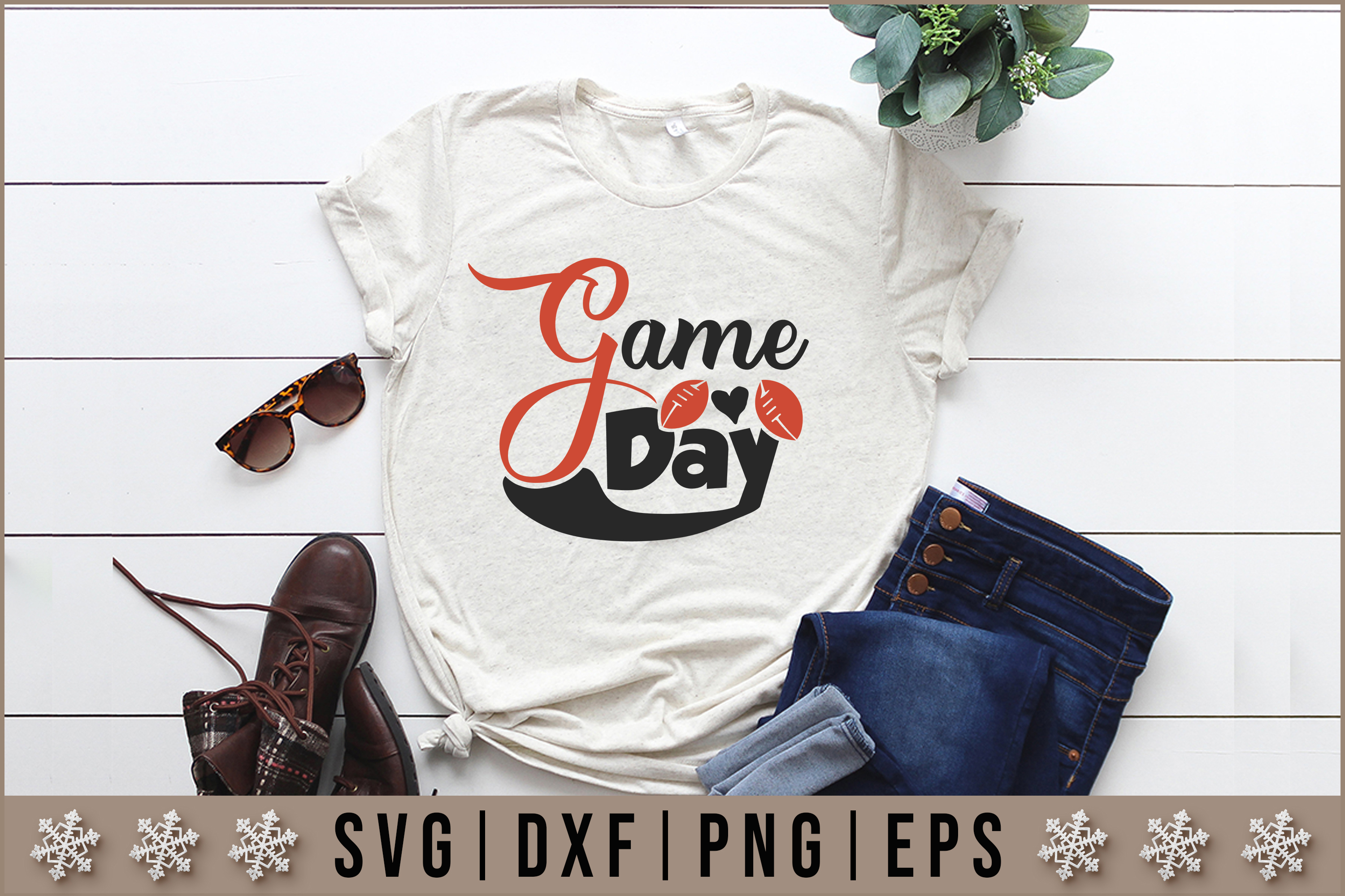 Download Free Game Day Quote Svg Graphic By Artistcreativedesign Creative for Cricut Explore, Silhouette and other cutting machines.