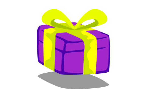 Print on Demand: Gift Vector Graphic Illustrations By Arief Sapta Adjie - Image 1