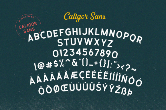 Greatly Font By letterhend Image 12