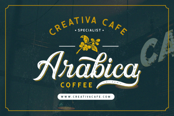 Greatly Font By letterhend Image 6