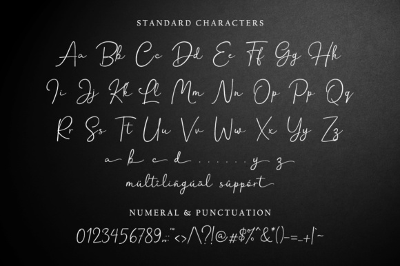 Hanston Font By Weape Design Image 11