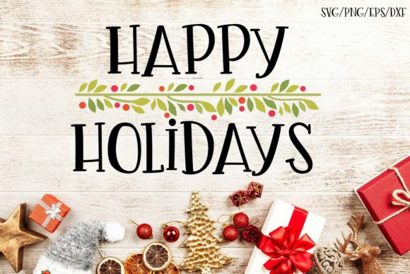 Happy Holidays Graphic Crafts By Sheryl Holst