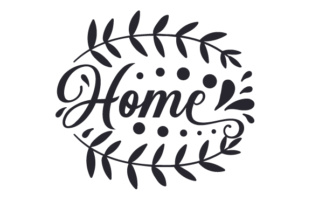 Home Family Craft Cut File By Creative Fabrica Crafts
