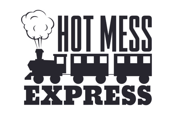 Hot Mess Express Kids Craft Cut File By Creative Fabrica Crafts