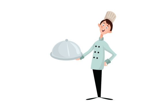 Illustration Character Chef Graphic Illustrations By TrulyArtype