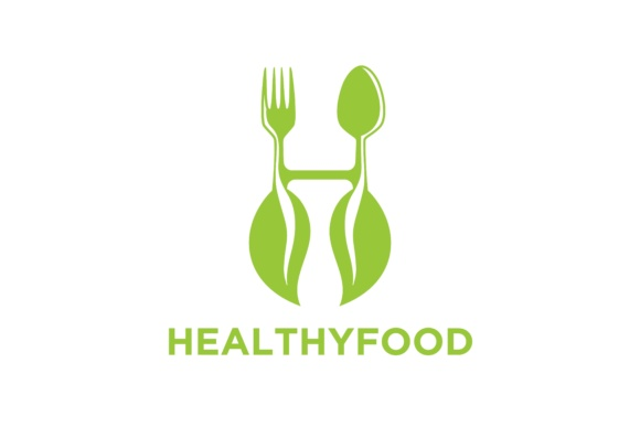 Download Free Initial H Healthy Food Logo Graphic By Yahyaanasatokillah for Cricut Explore, Silhouette and other cutting machines.
