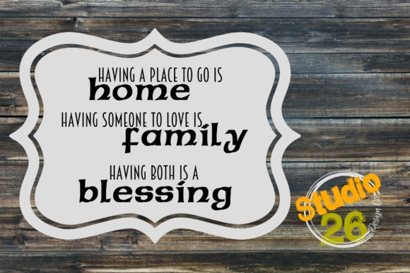 Irish Blessing Graphic Crafts By Studio 26 Design Co