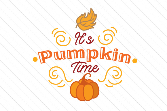 Download Free It S Pumpkin Time Svg Cut File By Creative Fabrica Crafts SVG Cut Files