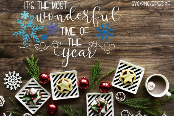 It's the Most Wonderful Time of the Year Graphic By Sheryl Holst Image 1