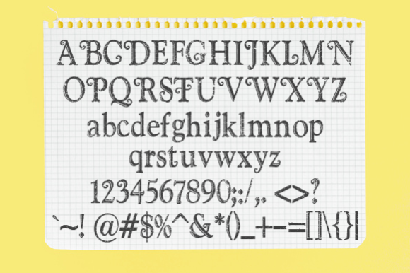 Jolly Joy Font Preview