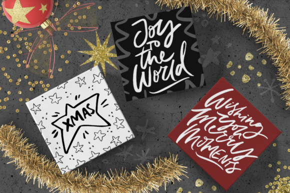 Joy to the World Illustrations Graphic By Favete Art Image 10