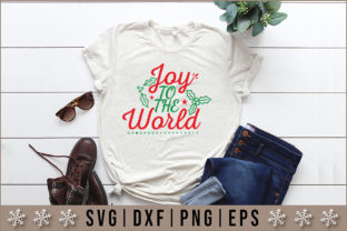 Download Free Joy To The World Christmas Svg Graphic By Artistcreativedesign for Cricut Explore, Silhouette and other cutting machines.