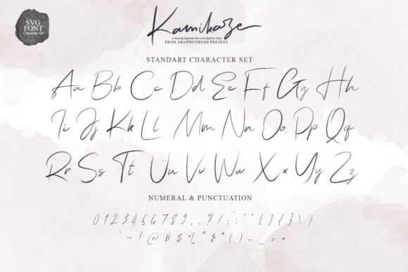 Print on Demand: Kamikaze Color Fonts Font By Sameeh Media - Image 7