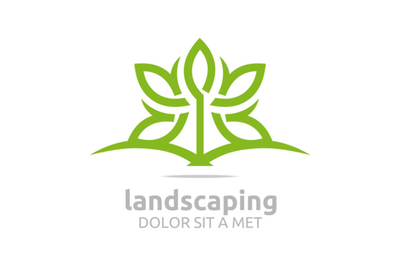 Landscaping Graphic By Acongraphic
