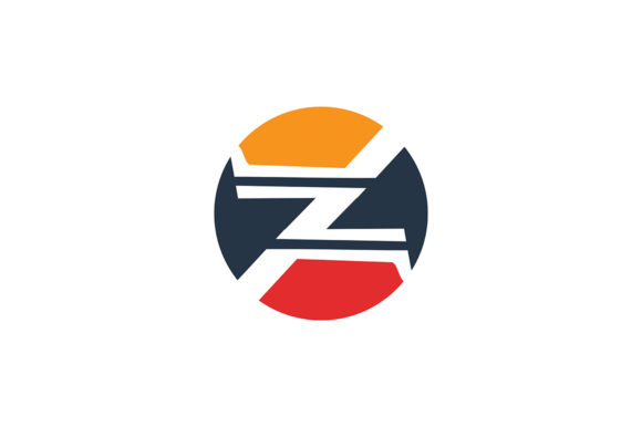 Letter Z Logo Graphic Logos By Guardesign
