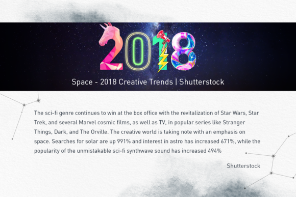 Print on Demand: Lost in Space Color Fonts Font By Cosmic Store - Image 18