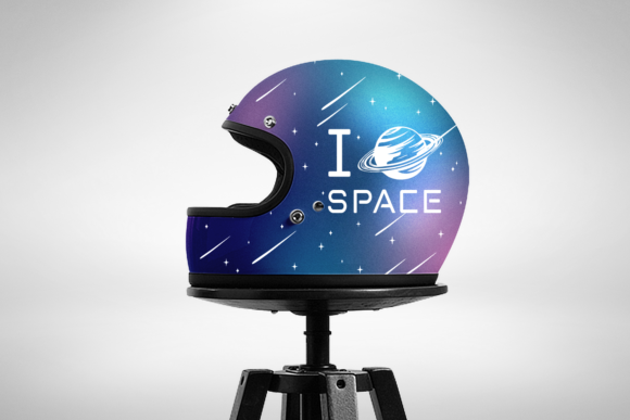 Print on Demand: Lost in Space Color Fonts Font By Cosmic Store - Image 19