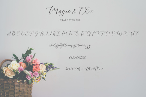 Download Free Magic Chic Script Font By Prototype Studio Creative Fabrica for Cricut Explore, Silhouette and other cutting machines.