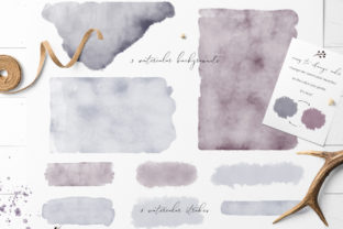Marena Watercolor Swatches Graphic Backgrounds By Creative Fabrica Freebies 2
