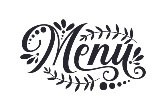 Download Free Menu Svg Cut File By Creative Fabrica Crafts Creative Fabrica for Cricut Explore, Silhouette and other cutting machines.