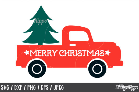 Merry Christmas SVG Bundle Graphic By thedesignhippo Image 9
