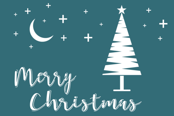 Download Free Merry Christmas Graphic By Leisureprojects Creative Fabrica for Cricut Explore, Silhouette and other cutting machines.