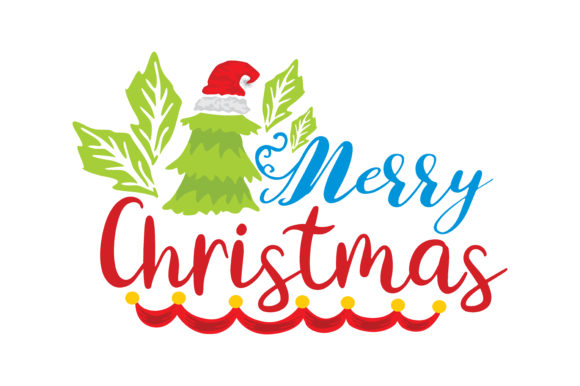 Print on Demand: Merry Christmas Graphic Illustrations By TheLucky