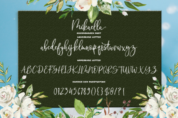 Mikaella Font By luckytype.font Image 9