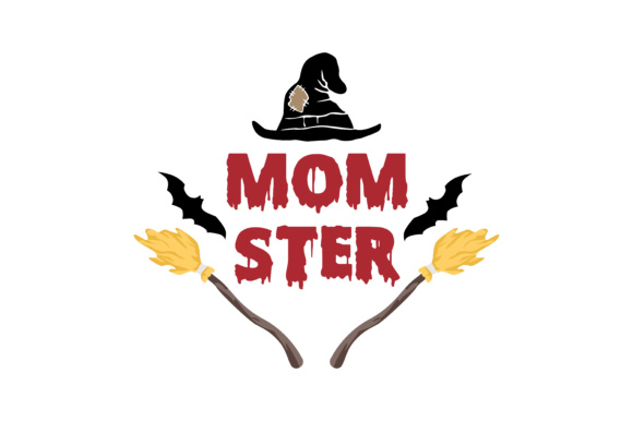 Print on Demand: Mom Ster Graphic Crafts By TheLucky