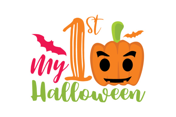 Print on Demand: My 1 St Halloween Graphic Crafts By TheLucky
