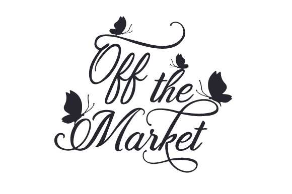 Off the Market Wedding Craft Cut File By Creative Fabrica Crafts