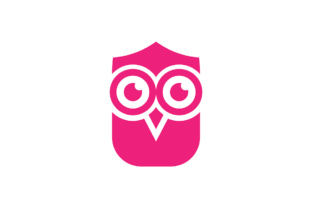 Download Free Owl Logo Grafik Von Thehero Creative Fabrica for Cricut Explore, Silhouette and other cutting machines.