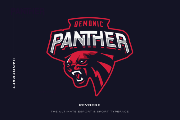 Panther Display Font By Revnede std