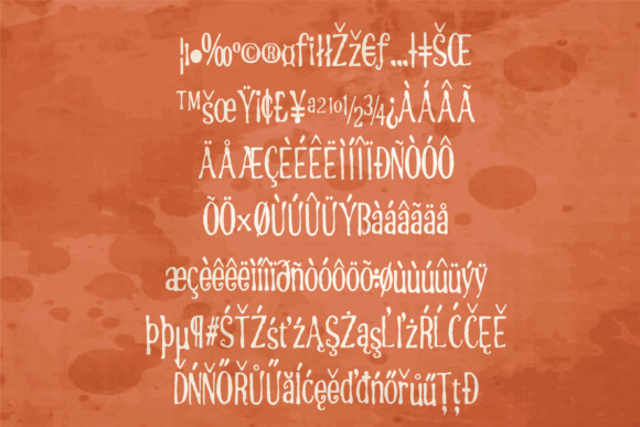 Peppermint Font By Illustration Ink Image 3