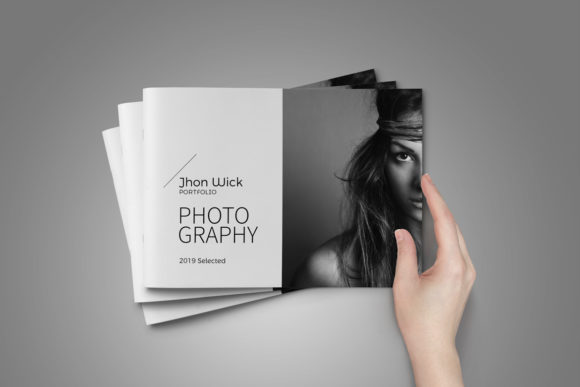 Download Free Photo Album Template Graphic By Adekfotografia Creative Fabrica for Cricut Explore, Silhouette and other cutting machines.