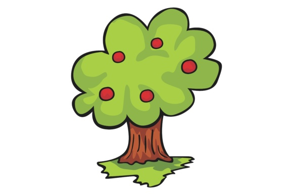 Print on Demand: Plant Tree Graphic Illustrations By Arief Sapta Adjie