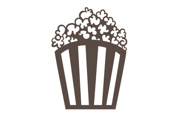 Download Free Popcorn Svg Cut File By Creative Fabrica Crafts Creative Fabrica for Cricut Explore, Silhouette and other cutting machines.