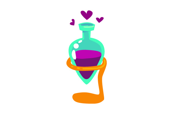 Potion Svg Cut File By Creative Fabrica Crafts Creative Fabrica