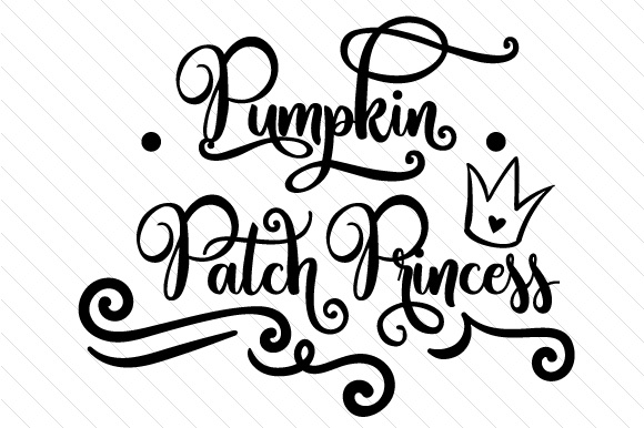 Pumpkin Patch Princess Fall Craft Cut File By Creative Fabrica Crafts - Image 2