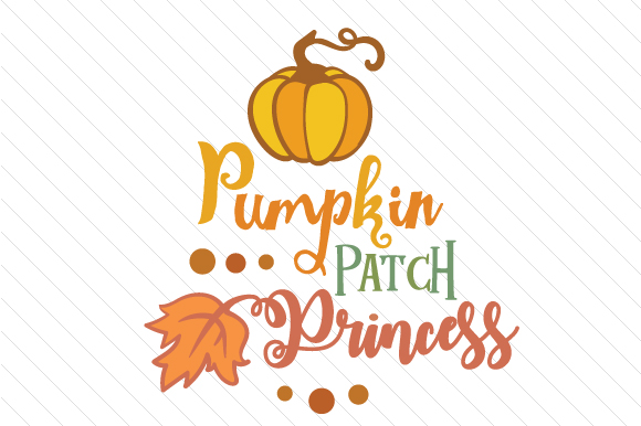 Download Free Pumpkin Patch Princess Svg Cut File By Creative Fabrica Crafts for Cricut Explore, Silhouette and other cutting machines.