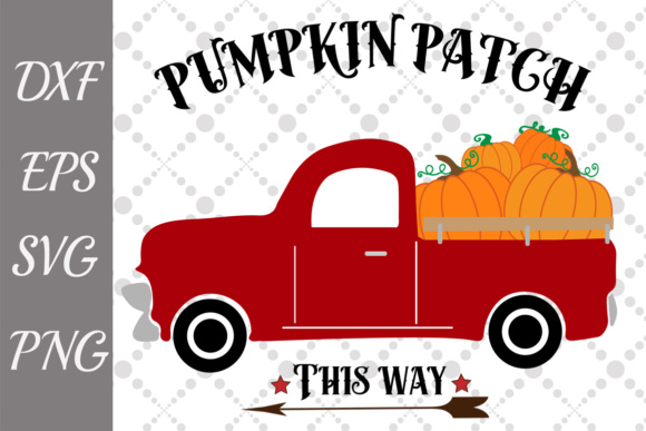 Pumpkin Patch Svg Graphic By prettydesignstudio